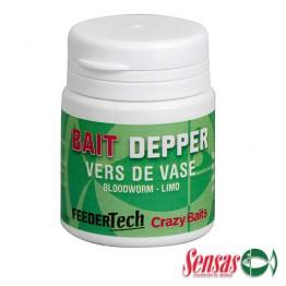 Ароматизатор Sensas Feeder Bait Dipper Bloodworm 0.03л (Мотыль)